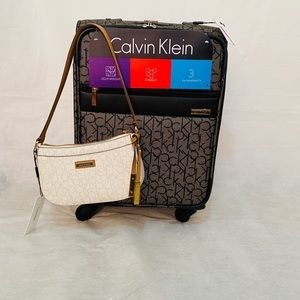 Calvin Klein Luggage and Purse